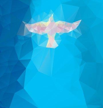 triangles dove