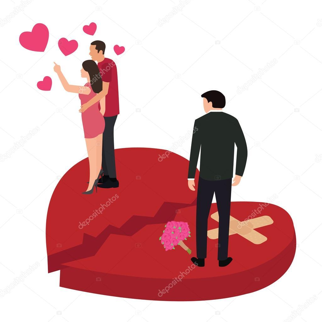 Randit s jiným chlapem