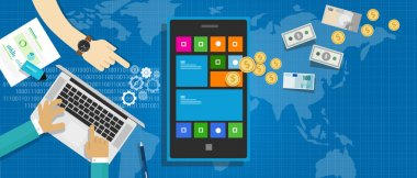 mobile application economy