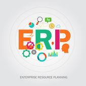 Fotografia ERP enterprise resource planning
