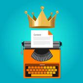 obsah je král web optimalizace seo