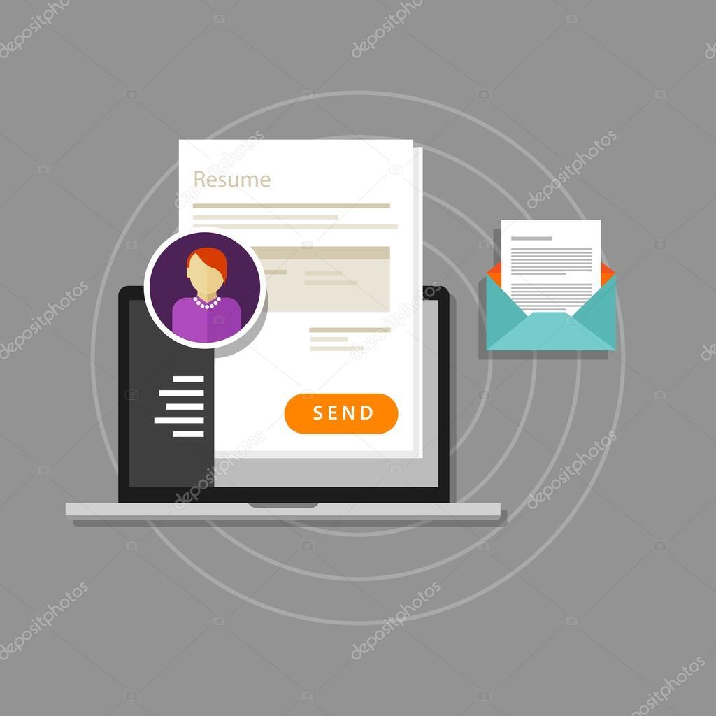 履歴書 cv 履歴書社員募集ペーパーワークをオンライン送信します