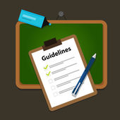 Fotografie guidelines business guide standard document company