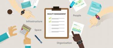 facility management facilities building maintenance service office