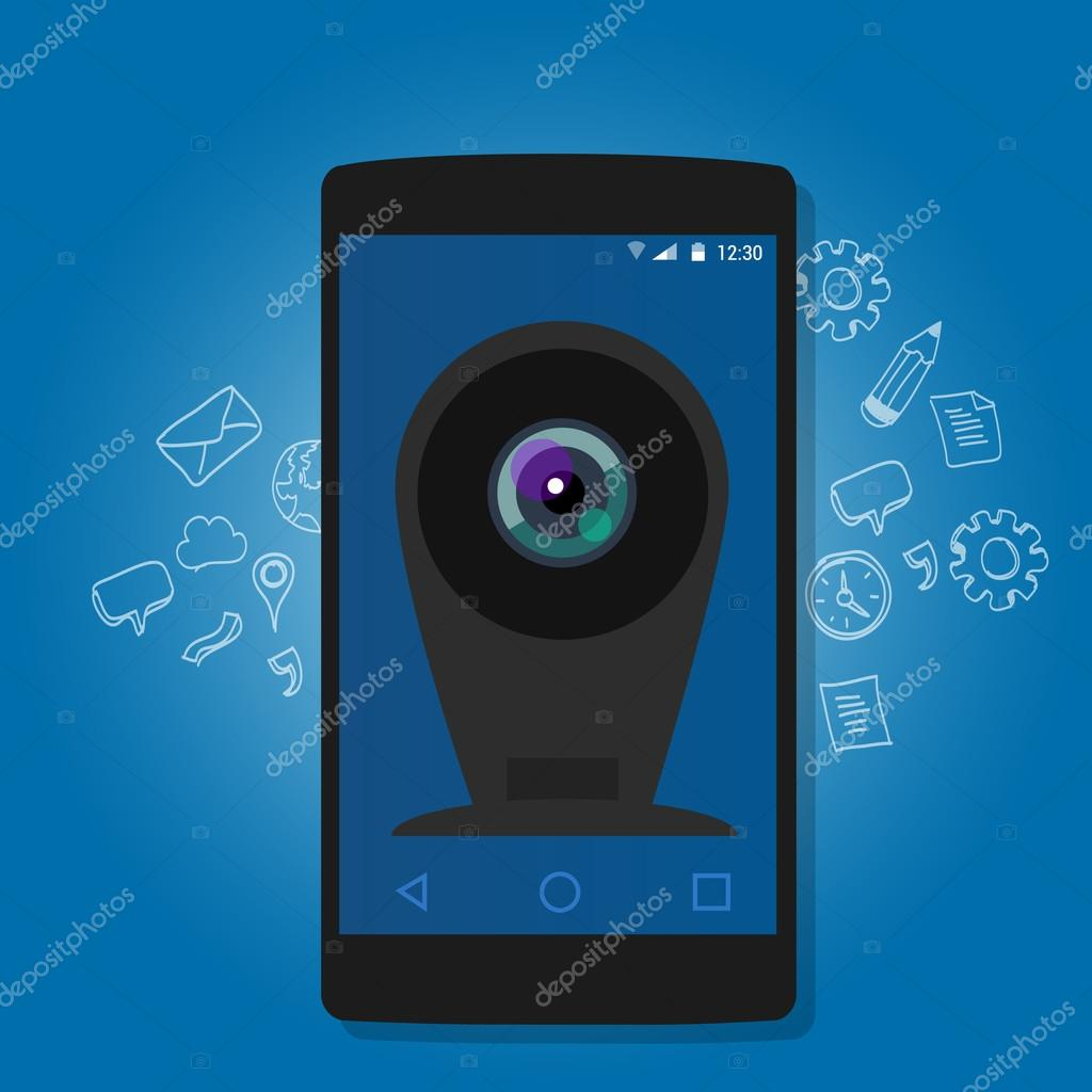 webcam überwachung handy