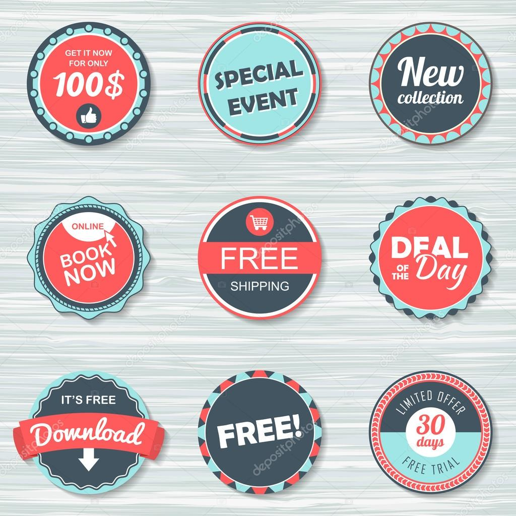 vintage labels template set free shipping free download new