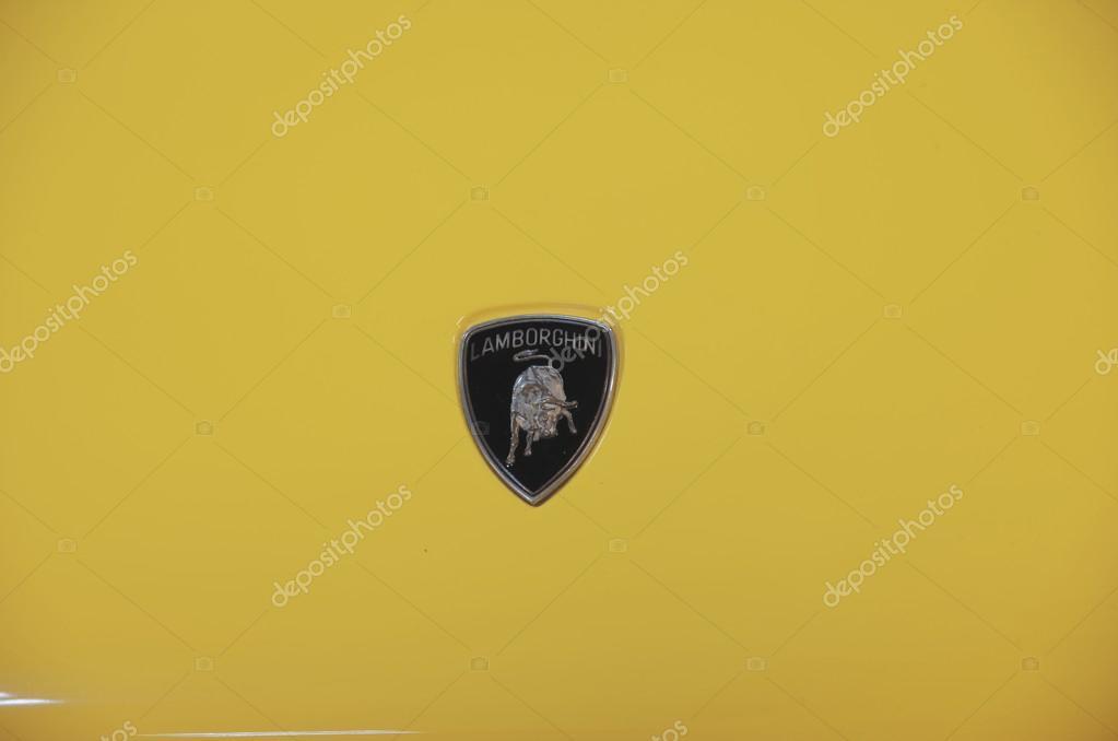 Lamborghini Emblem Stock Editorial Photo G0d4ather 80642222
