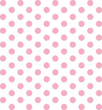 Pretty Pink Polka Dots