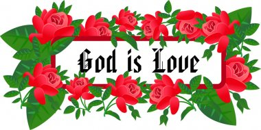 Message GOD IS LOVE