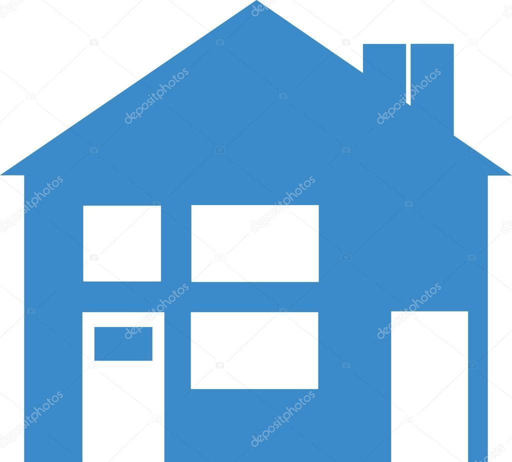シンプルな家のイラスト ストックベクター Prawny 64290151