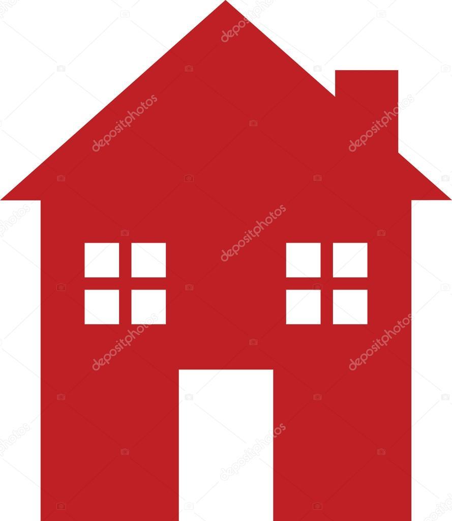 シンプルな家のイラスト ストックベクター Prawny 64290631