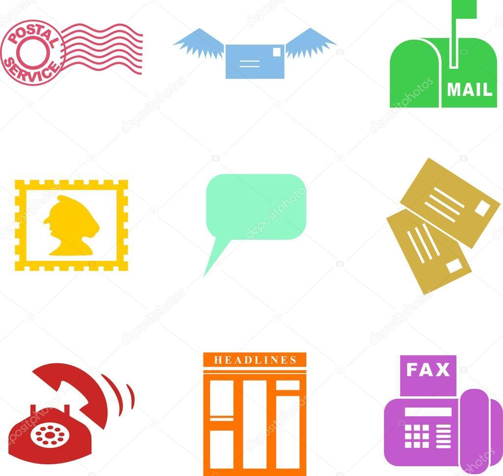 Communication shapes cartoon