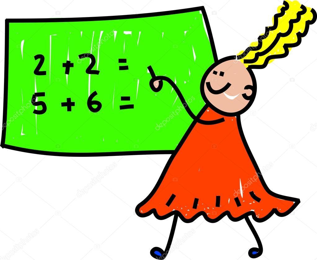 Imágenes: Escolares Animadas De Matematicas