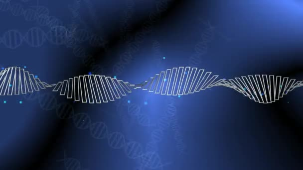 Genetické otáčecí Strand DNA