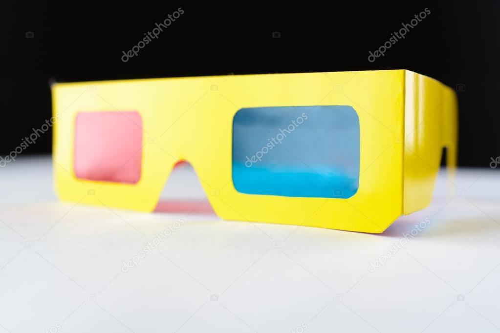Punkte der virtuellen Realität in der gelbe Rahmen — Stockfoto ...