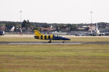 Baltic Bees Jet Team on Aero L-39 Albatros