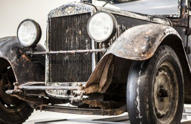 Old and antique car