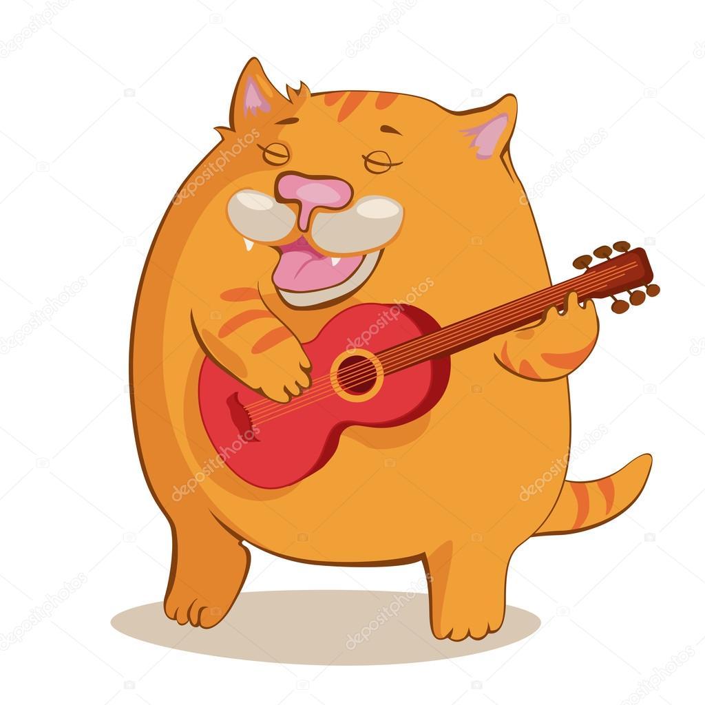 Играть красный кот