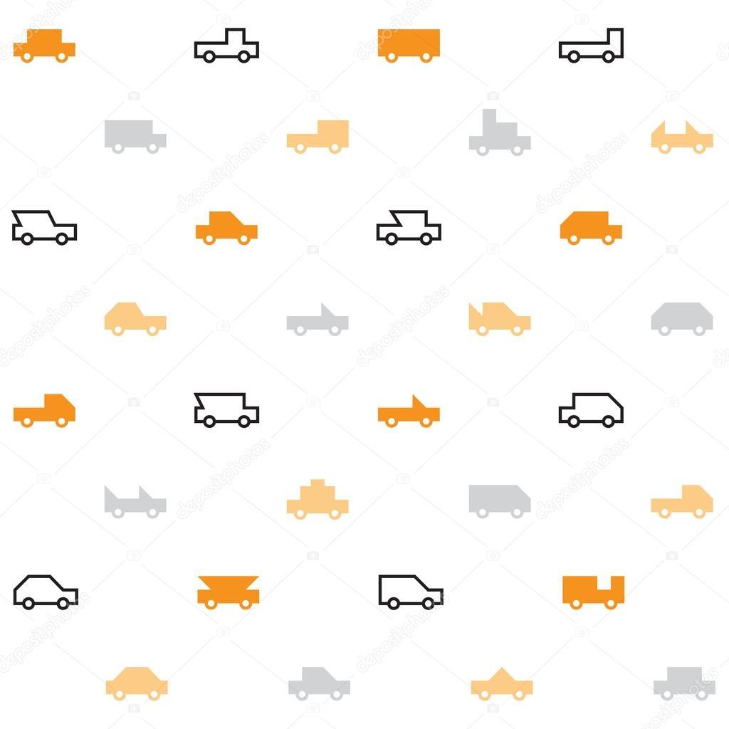 Schaltplan Auto Muster — Stockvektor © Stmool #65257379