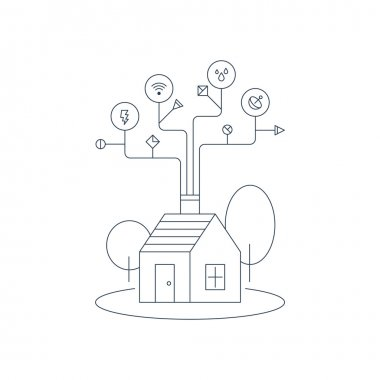 Home improvement illustration