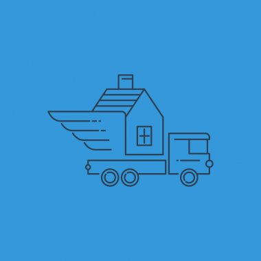 Move house service