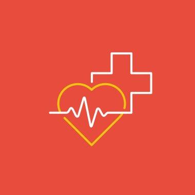 Medical logo.health care center