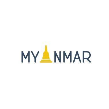 Myanmar travel template.