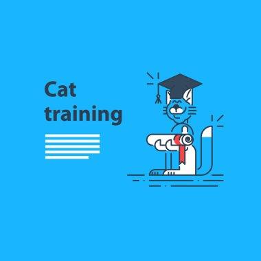 cat training service
