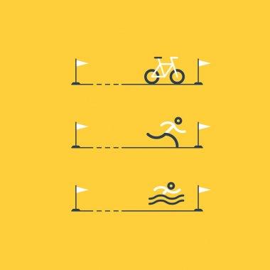 sports activities concept