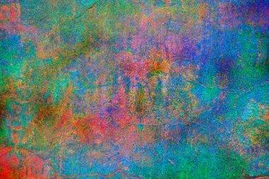 BG abstract 058 wall