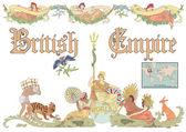 Fényképek Vektor Brit Birodalom