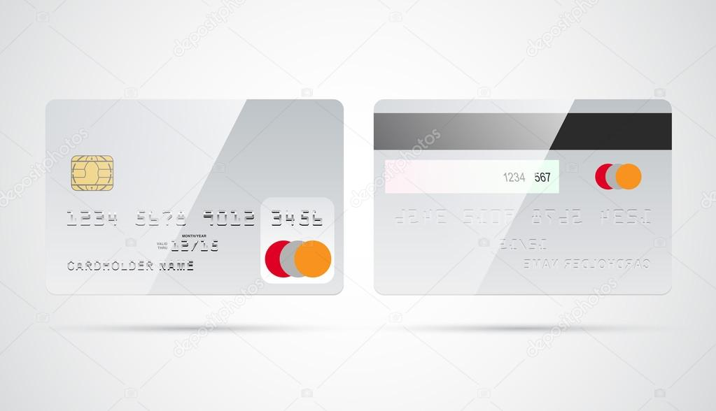 Bank Cards Templates Vector Art Graphics Freevector Com