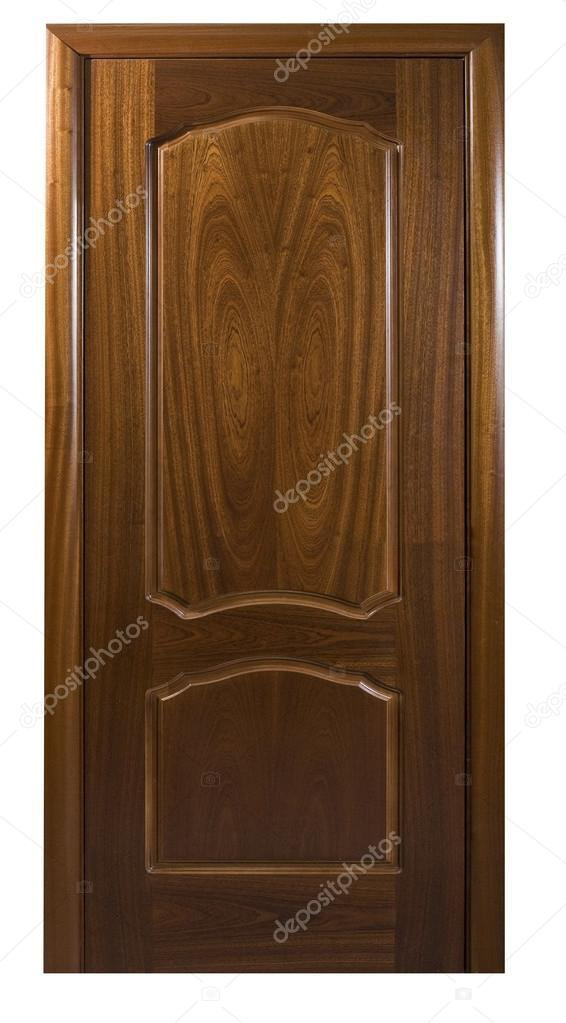 Puertas modernas para casa — Fotos de Stock © LaKirr #64614731