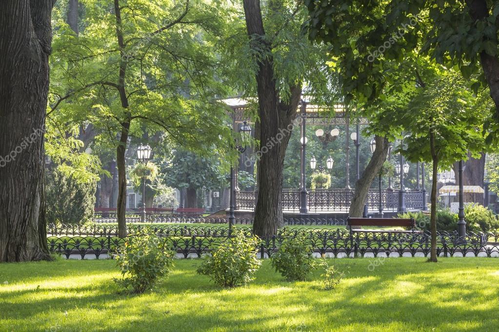 первый алексеевский парк одесса фото лазурный