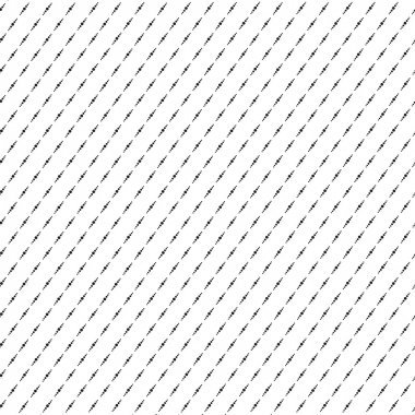 Abstract geometric pattern dots in lines . Seamless vector background gray and white texture
