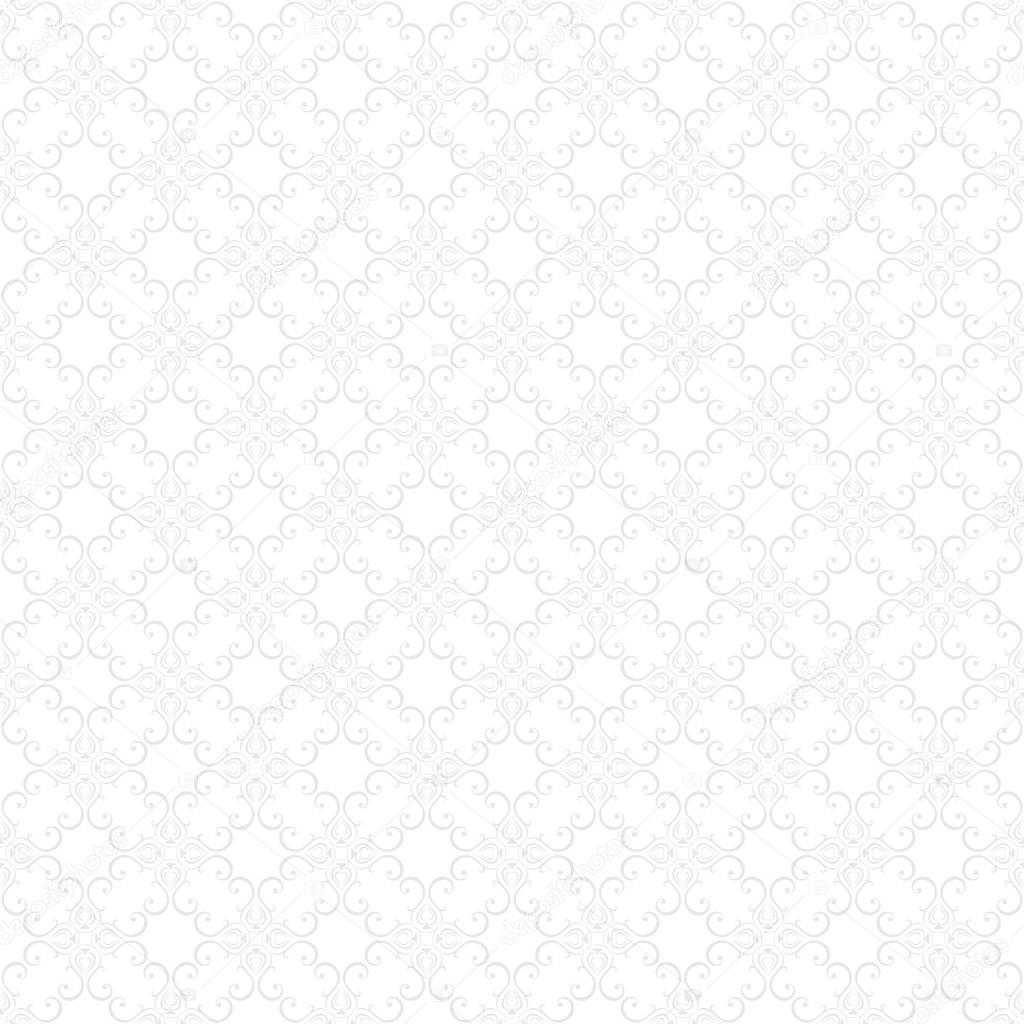 Floral pattern wallpapers in the style of Baroque . Can be used for backgrounds and page fill web design. Vector illustration