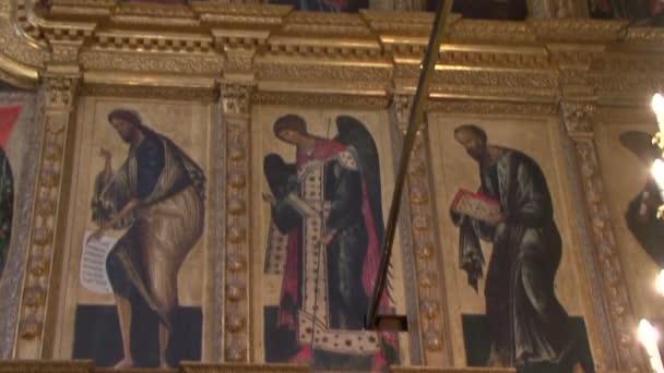 Ikona ruské pravoslavné církve