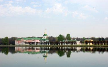 Estate of the Sheremetev family in Kuskovo, Russia