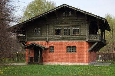 Swiss house in park Kuskovo, Estate of the Sheremetev family, Russia