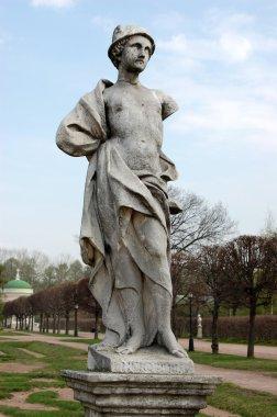 Park in Kuskovo, Estate of the Sheremetev family, Russia