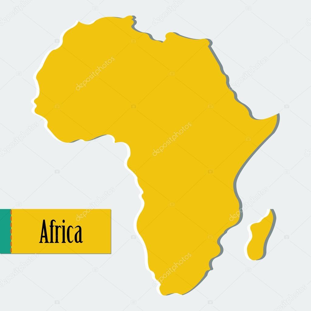 Africa Map Background.Africa Map Background Stock Vector C Familyf 65688397