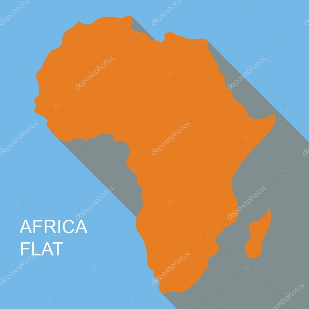Africa Map Background.Africa Map Background Stock Vector C Familyf 65689109
