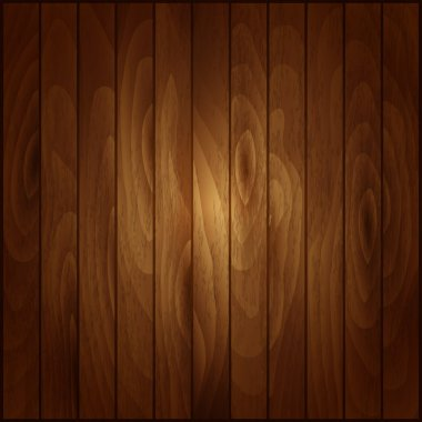 Vector texture of wooden boards. Wood plank background