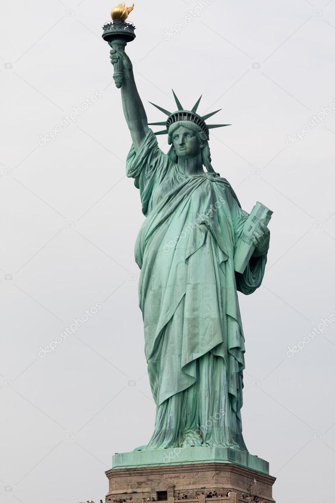 statut-de-la-liberte - Photo