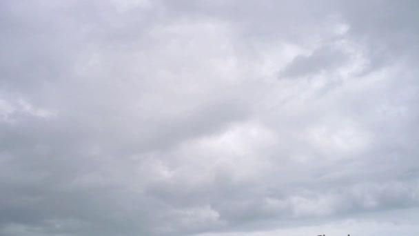 Velký letadlo přistání