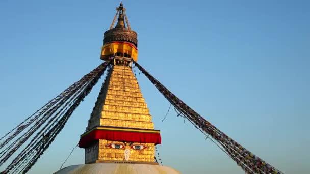 Buddha chrám v Káthmándú