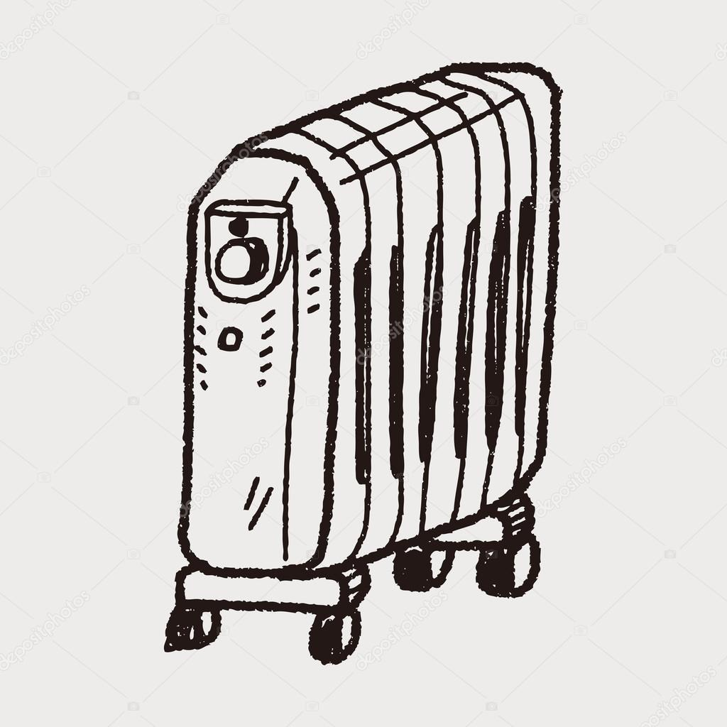 Doodle Calentador Vector De Stock Hchjjl 74725045