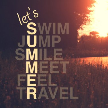 summer activities quote