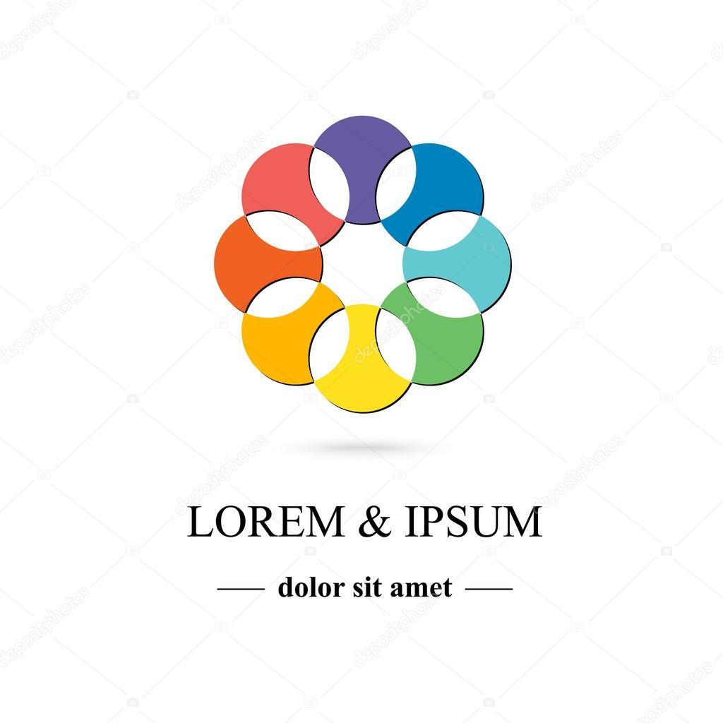 logo vorlagen — Stockvektor © Rose-Mary #82590710