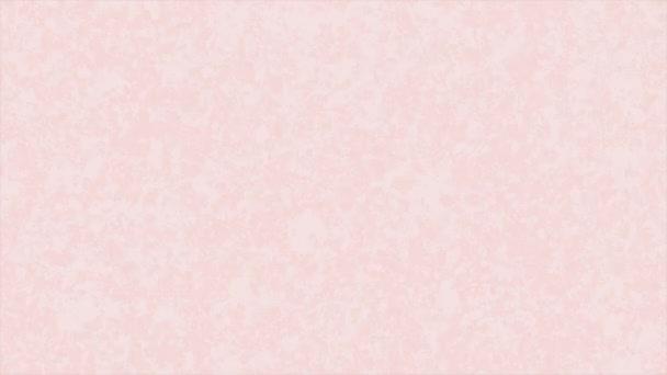 Bewegung abstrakte weiße Spritzer, rosa Grunge Hintergrund